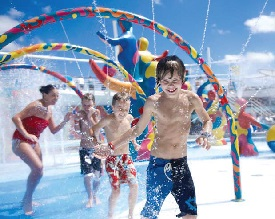 Family fun with Royal Caribbean
